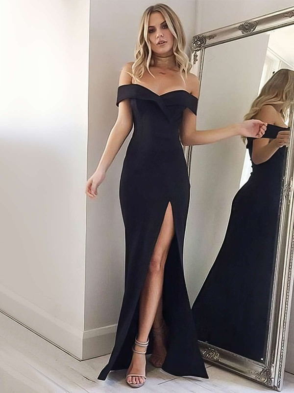 Cheap Long Prom Dresses Simple Long Prom Gowns Online Fansfavs