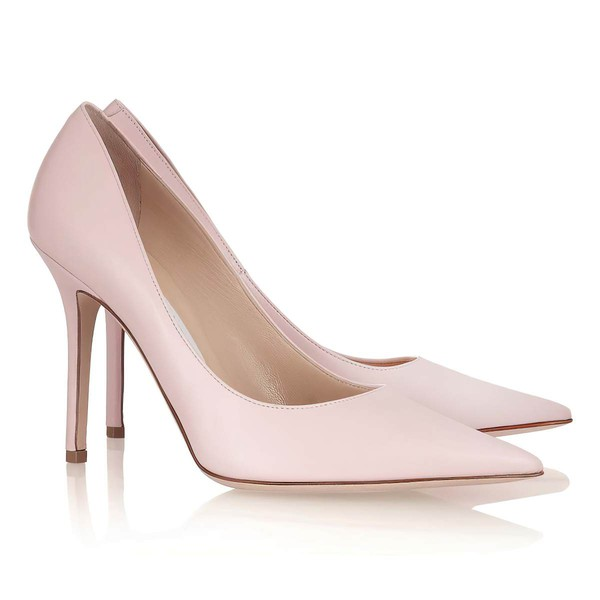 Women's Pink Patent Leather Pumps #Favs03030313